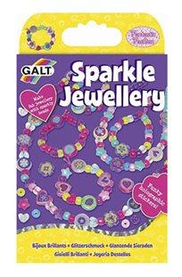 ערכה להכנת תכשיטים נוצצים, מבית Galt, מכיל קרוב ל-200 חרוזים שונים, רק ב-₪48!