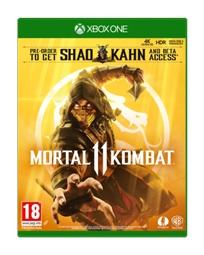 Mortal Kombat 11 Xbox One מורטל קומבט 11 אירופאי!