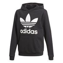 Adidas ילדים// Trefoil Hoodie Black