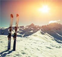 חופשות סקי באירופה במגוון יעדים החל מכ-€499* לאדם!