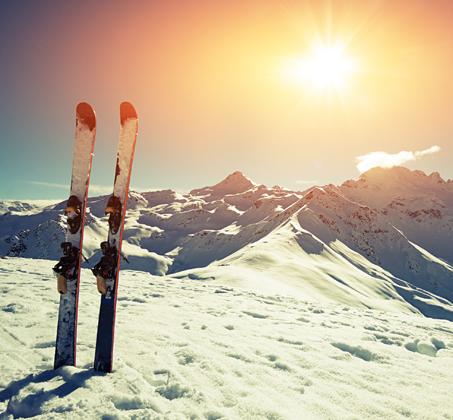 חופשות סקי באירופה במגוון יעדים החל מכ-€499*