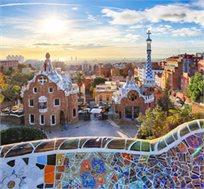 פלמנקו ושאנסון- 8 ימי טיול מאורגן ברצלונה, קוסטה ברווה וצרפת החל מכ-$676*