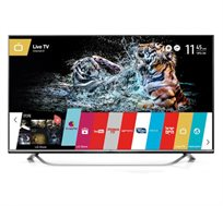 "טלוויזיה חכמה ""55 Slim LED Smart TV עם פאנל IPS, רזולוציית 4K, מעבד 1500 PMI וממשק webOS 2.0"