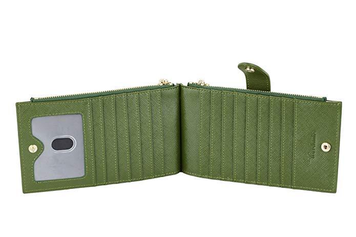 Lambo Wallet Multi Card Case Army Green - תמונה 5