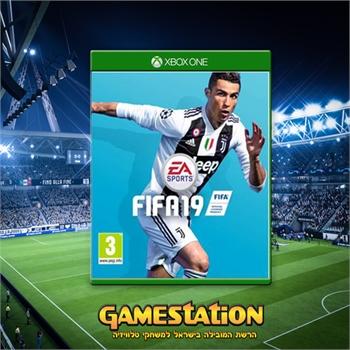 "Fifa 19 Xbox One פיפ""א 19"
