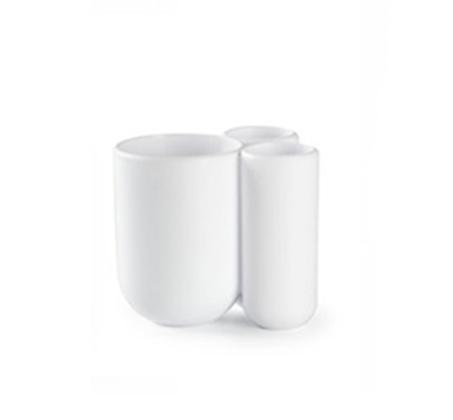 מעמד למברשות שיניים מסדרת Touch החדשה בעיצוב ייחודי בשני צבעים לבחירה - תמונה 2