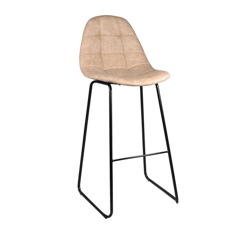 כסא בר דגם סטיץ' בסגנון מודרני בצבעים לבחירה