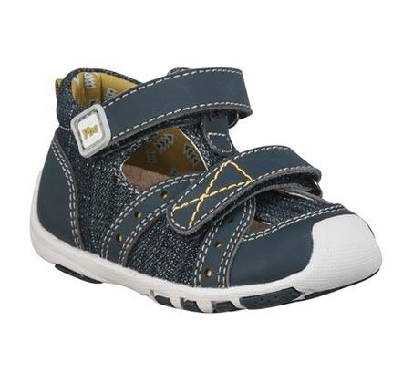 נעלי פעוטות צעד ראשון לורי תפרים - נייבי