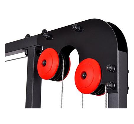 מתקן פולי וחתירה ללא חיבורים קבועים Marbo sport - תמונה 2