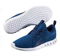 נעלי ריצה PUMA לגברים דגם Carson 2 Knit - כחול