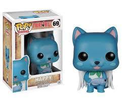 Funko Pop - Happy (Fairytail) 69 בובת פופ פריטייל