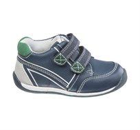 נעלי צעד שני לבנים דגם סמרטי בצבע נייבי