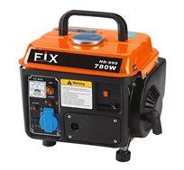 גנרטור קומפקטי לשטח FIX הספק 780W בעל קיבולת 4 ליטר