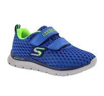 נעלי SKECHERS לפעוטות בצבע כחול