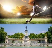 חבילת ספורט במדריד כולל כרטיס לריאל מדריד מול ג'ירונה רק בכ-€474*