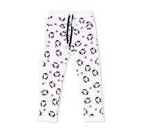מכנסי פוטר פינגווין הארטס בצבע לבן