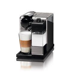 מכונת קפה Nespresso לטיסימה טאץ' בצבע כסף פלדיום עם מקציף חלב דגם F511