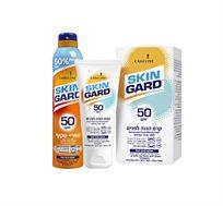 מארז הגנה מהשמש למבוגרים הכולל 2 מוצרים Skin Gard