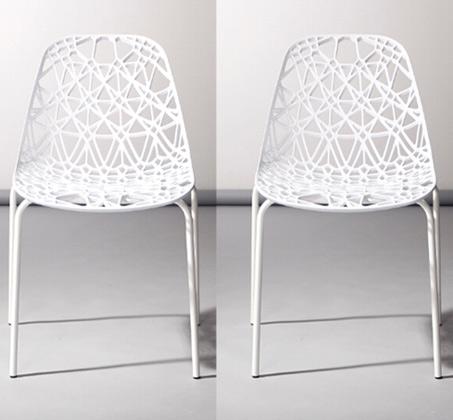זוג כסאות לשימוש מגוון דגם DAGAN