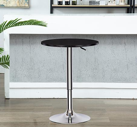 שולחן בר מתכוונן דגם 8066 במגוון צבעים לבחירה - תמונה 2