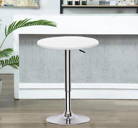 שולחן בר מתכוונן דגם 8066 במגוון צבעים לבחירה - תמונה 3