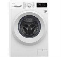 מכונת כביסה פתח קדמי LG צבע לבן דגם F0610