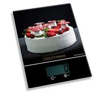 """משקל דיגיטלי 5 ק""""ג Strawberry מבית Food appeal - משלוח חינם!"""