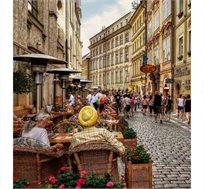 """מיני מאורגן בפראג ל-5 לילות ביולי-אוג' הכולל טיסות ולינה במלון 4* DUO ע""""ב א.בוקר החל מכ-$609* לאדם!"""