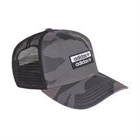 כובע מצחייה אדידס- יוניסקס אפור