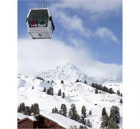 """עושים סקי בצרפתית! טיסה+אירוח במלון ע""""ב לינה בלבד+סקי פס+העברות+ציוד מלא החל מכ-€909* לאדם!"""