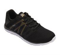 נעלי ספורט לנשים ונוער FILA דגם Picaso - שחור וזהב