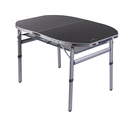 שולחן מתקפל המתאים לקמפינג, לגינה וים