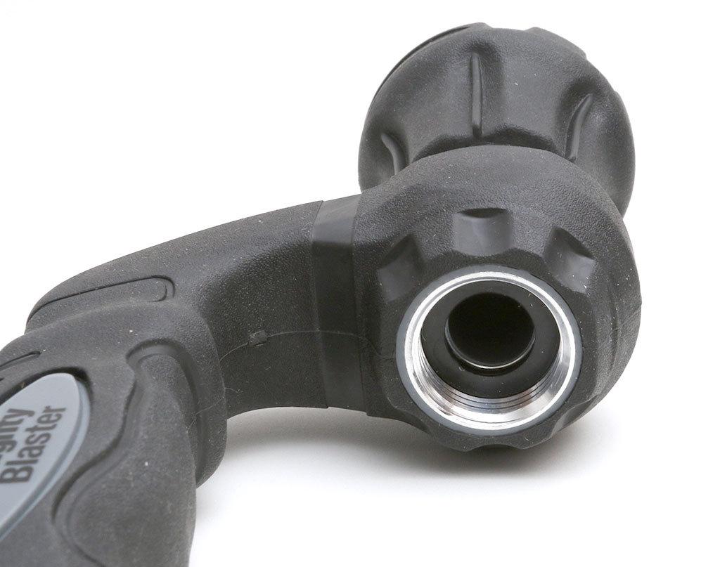 אקדח לחץ מים עוצמתי המדמה פיית השפרצה של צינור כיבוי בעל מספר מצבי השפרצה Minimaxx - תמונה 5