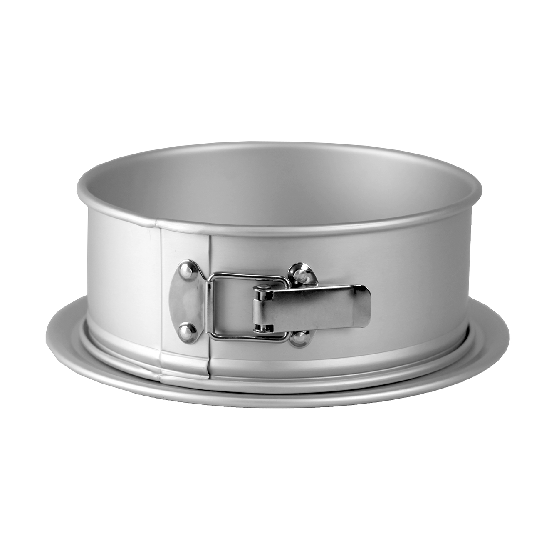 """תבנית קפיץ 28 ס""""מ Silver Anodized"""