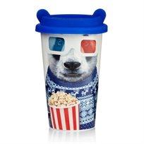 MUSTARD// Coffee Crew Panda