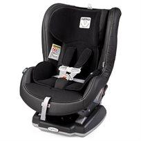 כסא בטיחות Convertible בצבע ליקריץ שחור משולב עור