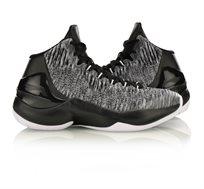נעלי כדורסל מקצועיות לגברים Li Ning Speed 6 Coushion בצבע אפור/שחור
