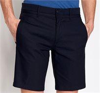 מכנסי ברמודה קז'ואל לגבר DEVRED דגם 4066090 בצבע כחול נייבי
