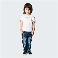 ORO חולצת טוניקה לבנה (8-5 שנים)