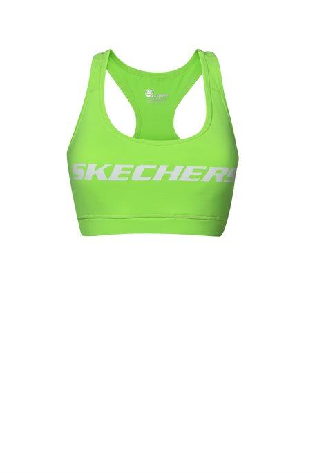 טופ ניאון ירוק - נשים Skechers