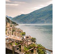 פסח איטלקי! 6 או 7 לילות בכפר נופש באגם גארדה כולל טיסות ורכב לכל התקופה החל מכ-€599* לאדם!