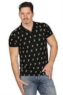 חולצת פולו לגברים SLIM FIT בשני צבעים לבחירה