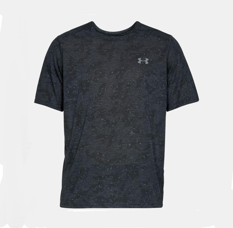חולצת אימונים לגבר Under Armour דגם 1310291-001 - שחור