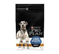 מזון Pro Plan יבש מלא לכלבים בוגרים מגזע גדול ואתלטי + חטיף מתנה
