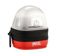 נרתיק נשיאה ייעודי לפנסי Petzl המשמש גם כמפזר תאורה סביבתי NOCLIGHT