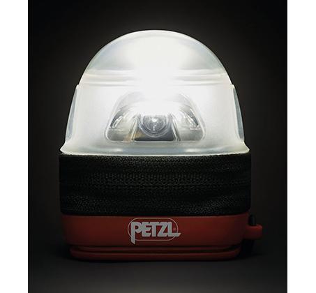 נרתיק נשיאה ייעודי לפנסי Petzl המשמש גם כמפזר תאורה סביבתי NOCLIGHT - תמונה 4