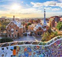 טיול מאורגן ברצלונה קוסטה בראווה  ל-7 ימים גם בראש השנה החל מכ-$799*
