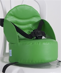 כסא הגבהה ירוק בוּסטו
