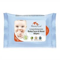 Moomy Care Face & Nose Wipes
