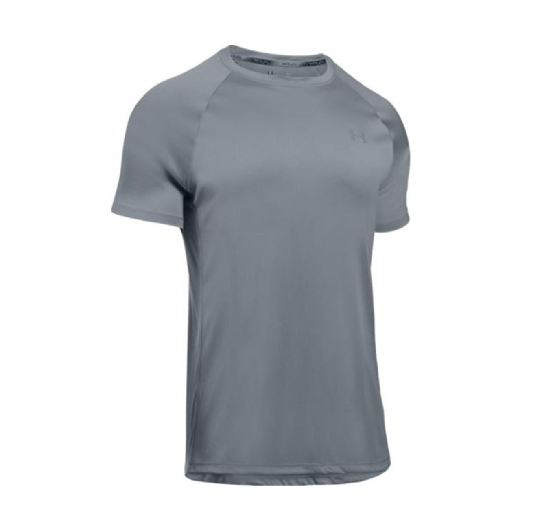 חולצת ריצה לגבר Under Armour - אפור